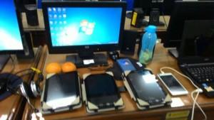 Fasilitas Tablet guru dan santri Pondok pesantren modern Islam Sabilurrasyad Boarding School